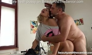 doctor  fuck  old cunt  seduced  young and old