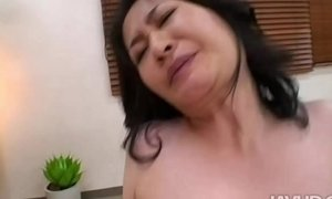 asian moms  dick  milfs  mom and boy  riding on boy