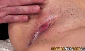 creampie grandpa whores young and old