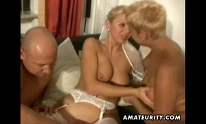 3some  amateurs  cougar mama  homemade  milfs  nasty wife
