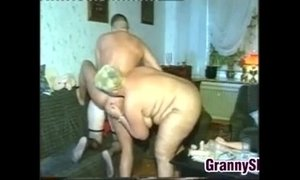 3some fuck kinky matures old cunt women